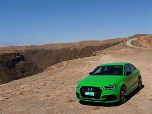 Audi Rs3 Saloon Review  Racecar Fun For The Road