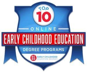 top   early childhood education degree