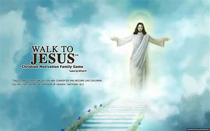 Jesus Wallpapers 1080p Quote Wallpapersafari Walk