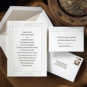 20 best wedding invitations images on pinterest wedding With blank wedding invitations ireland
