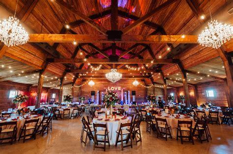 rustic north texas wedding venues part