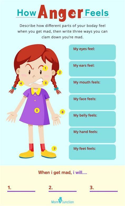 effective anger management tips  children anger