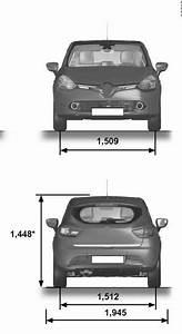Dimensions Clio 4 : renault clio dimensions car reviews 2018 ~ Maxctalentgroup.com Avis de Voitures