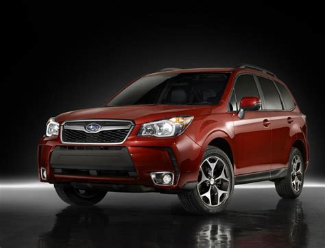 subaru suv 2014 first look at the all new 2014 subaru forester suv