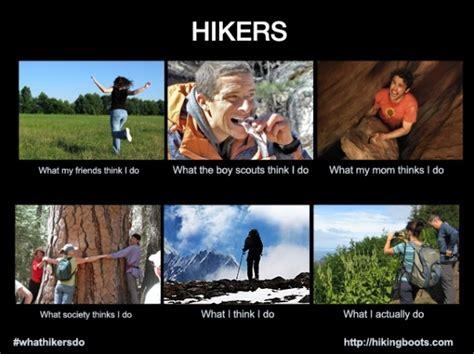 Hiking Memes - hiking meme random laughter pinterest