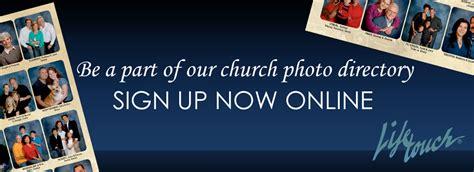 sign church directory trinity lutheran church