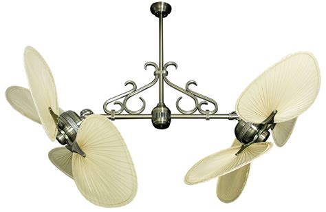 9 blade ceiling fan double blade ceiling fan an eccentric designed fan for