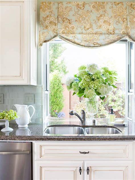Kitchen Blind Ideas 2014 Kitchen Window Treatments Ideas Decorating Idea