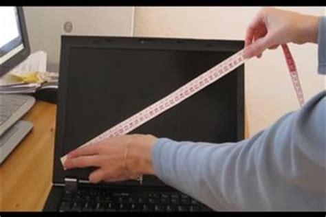 video wieviel zoll hat mein laptop  messen sie richtig