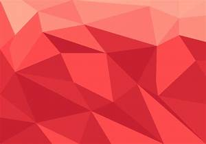Red Low Poly Vector - Download Free Vector Art, Stock ...