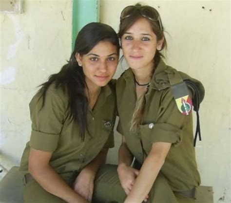 girls  israel army forces part   pics