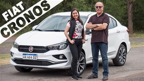 Fiat Cronos 2019 Em Detalhes Com Giu Brandão E Emílio