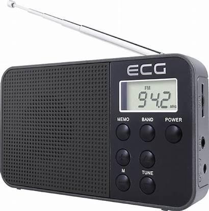 Radio Receiver Ecg Clipart Technology Titan Transparent
