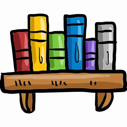Bookshelf Icon Bookcase Library Storage Icons Education