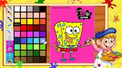 jeux de spongebob cuisine meilleur de jeux de coloriage de bob l eponge