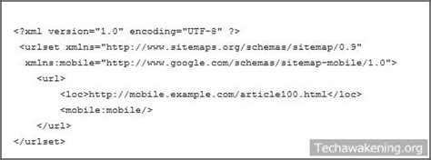 How Create Google Xml Sitemap For Mobile Blog