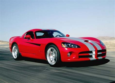 Dodge Viper SRT10 | Evo