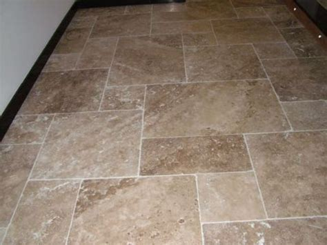 noce grand opus tumbled and unfilled travertine floor