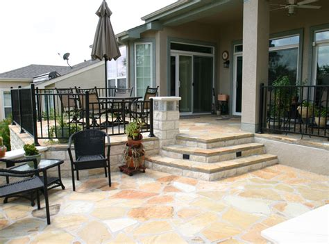 bowman landscaping patio