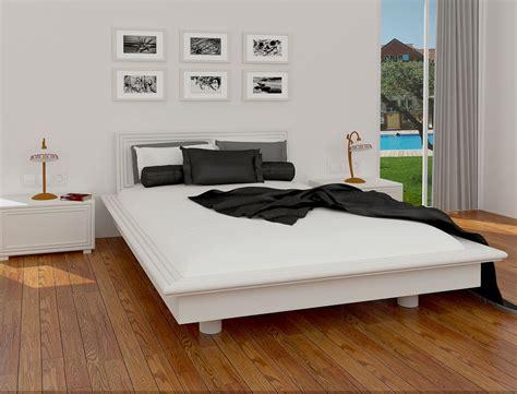 chambre a deux lits lit en rotin deux places brin d 39 ouest