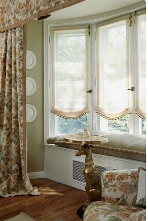 Drapes For Bay Window - 24 best bay window ideas tips images on
