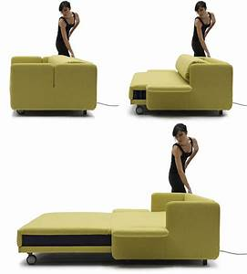 Latest cool gadgets wow sofa bed for the epically lazy for Wow sofa bed