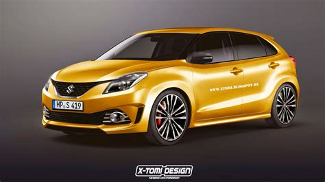 Suzuki's Ik-2 Concept Rendered To Look Like A Production Swift