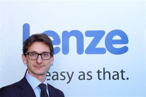 Lenze: Marco Svara nuovo Direttore Marketing Consumer Goods - Industrie 4.0