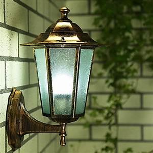 Led Outdoor Lampe : outdoor industrial led wall lights vintage lighting fixtures oregonuforeview ~ Markanthonyermac.com Haus und Dekorationen