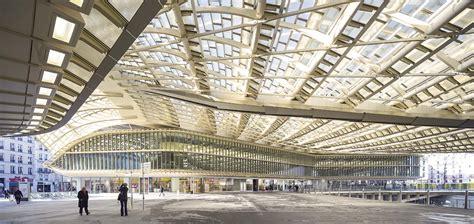 La Canopée Des Halles, Un Monument à La Mesure Du Grand Paris