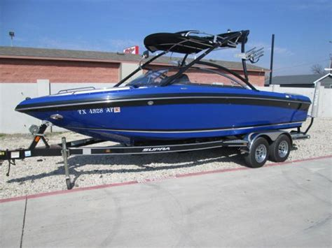 Supra Boats Dallas by 2008 Supra 22ssv 22 Foot 2008 Supra Boat In Lewisville