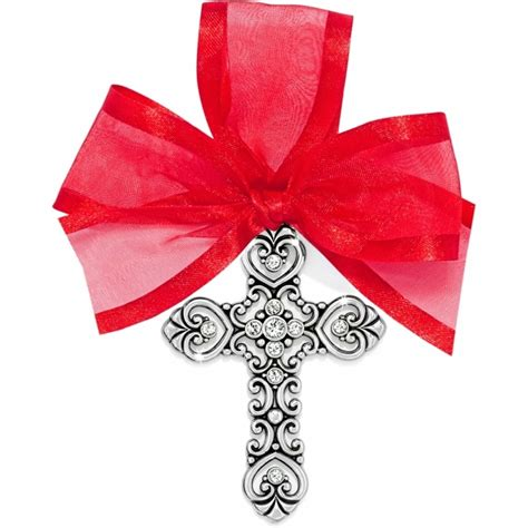christmas ornaments all christmas cross ornament ornaments