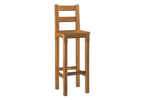 chaise bar bois acheter votre chaise de bar assise bois chez simeuble