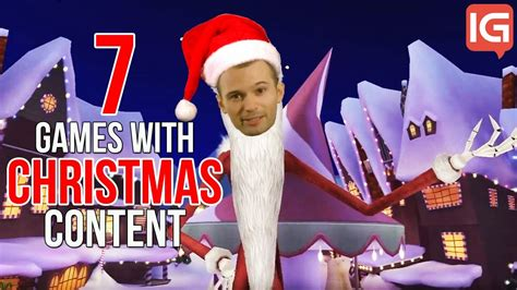 7 great games with christmas content bring on christmas