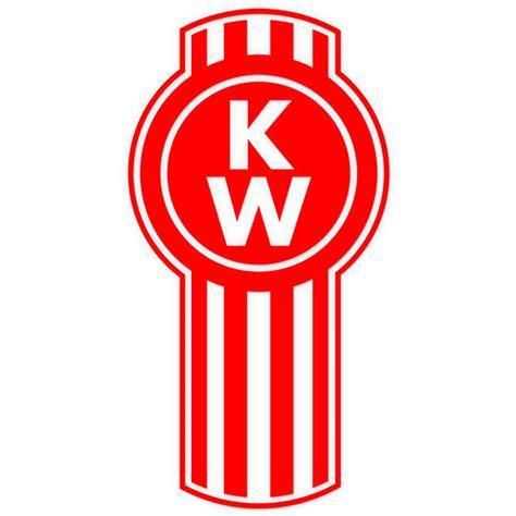 logo kenworth kenworth trucks logo emblem car or window sticker 200mm ebay