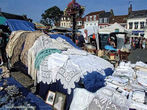 Brocantes And Braderies In France.