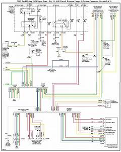 Need A Wiring Diagram For Ford Exclusive Tow Command System  91t  For A 2005 F