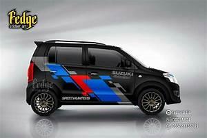 Wrap Design For Suzuki Karimun  Original Design By Alip