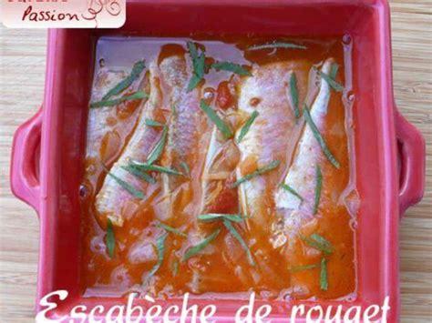 cuisiner du rouget recettes d 39 escabèche et rougets