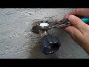 how to fix a leaky frost free sillcock outdoor faucet