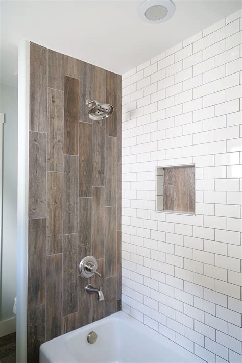 farmhouse bathroom renovation styled  duk liner