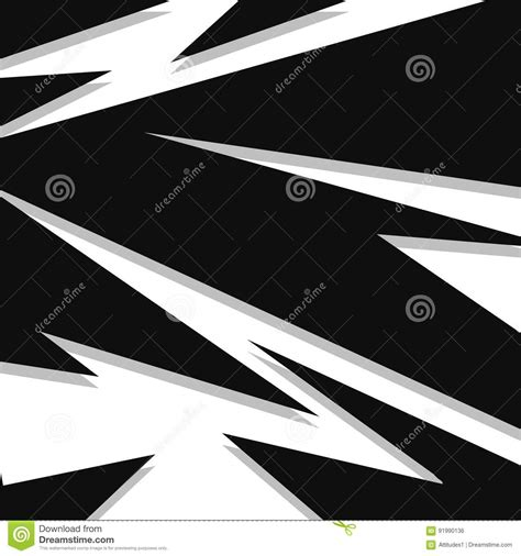 Abstract Geometric Shapes Black And White by Abstract Black And White Geometric Background With Bold