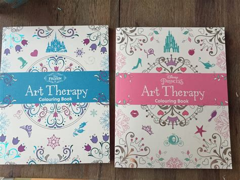 art therapy coloring book disney coloring pages