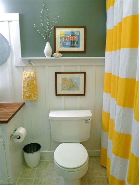 Decorating Ideas For Small Bathrooms In Apartments by Small Apartment Bathroom Decorating Ideas On A Budget