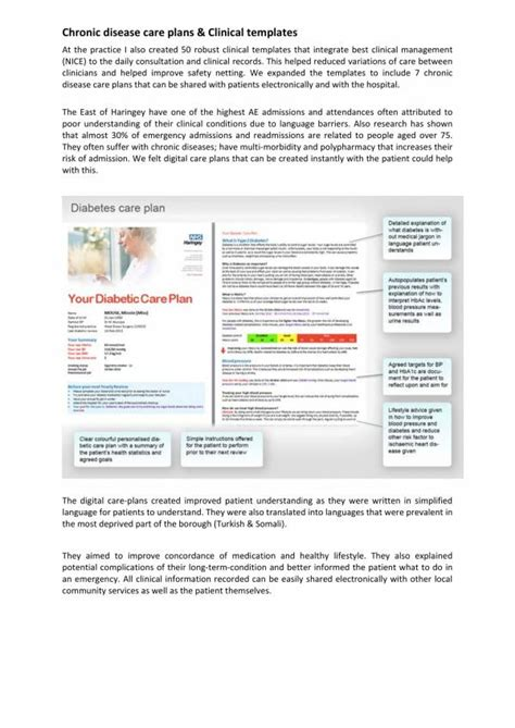 patient care plan templates   ms word