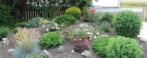 Vorgarten Gestalten Rindenmulch : steingarten anlegen mit rindenmulch home nowaday garden ~ Eleganceandgraceweddings.com Haus und Dekorationen