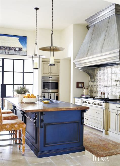 15 Kitchens With Impressive Ranges And Hoods  Luxe
