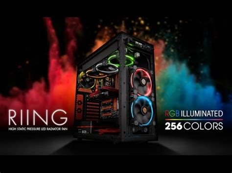 best static pressure rgb fans thermaltake riing rgb 256 color 12cm end 9 4 2018 6 15 pm