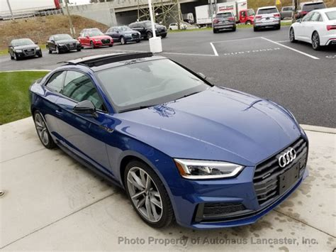 2019 Audi A5 Coupe by 2019 New Audi A5 Coupe 2 0 Tfsi Premium Plus S Tronic At