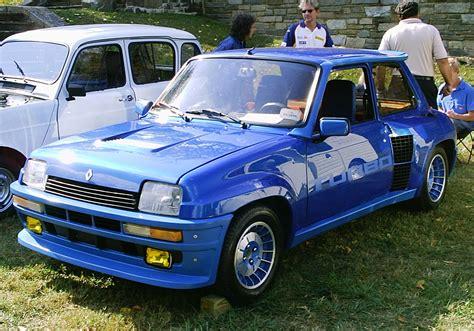 renault r5 turbo 1980 1986 renault 5 turbo dark cars wallpapers